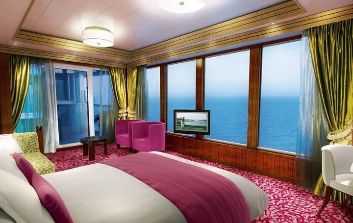 красивые спальни с красивым видом