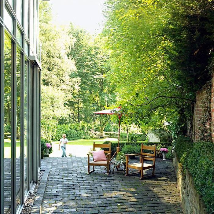 дом в Дюссельдорфе фото