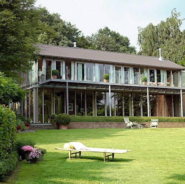 интерьер дома в Дюссельдорфе фото