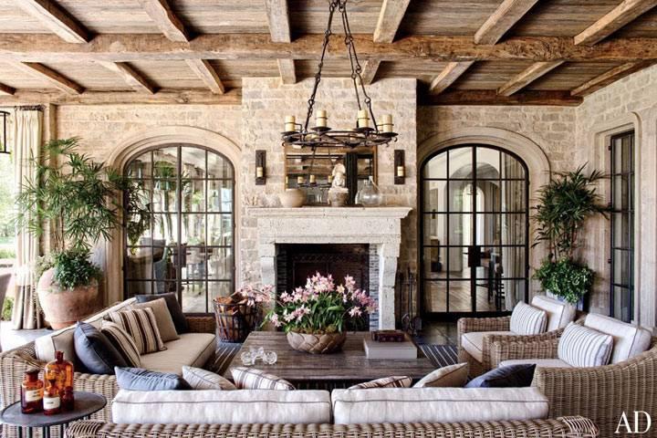 Фотографии красивого дома
