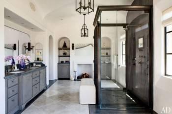 Дом Жизель Бюндхен и Тома Брэди в Лос Анжелесе