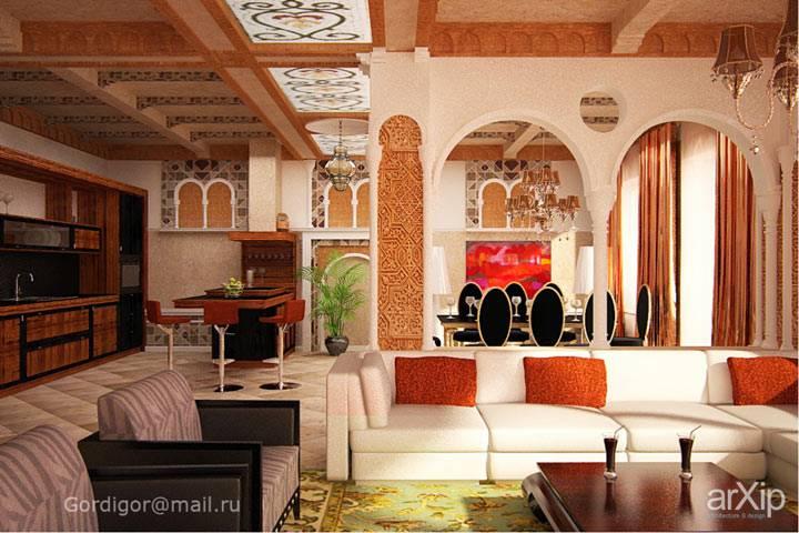марокканский стиль фото