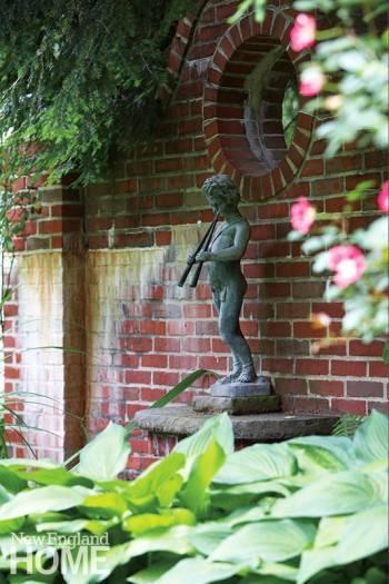 загородный дом в Бостоне фото