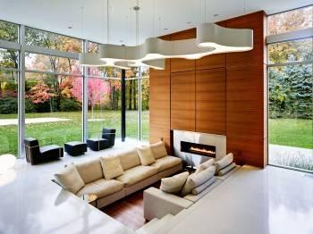 Деревянная стена в вашем доме