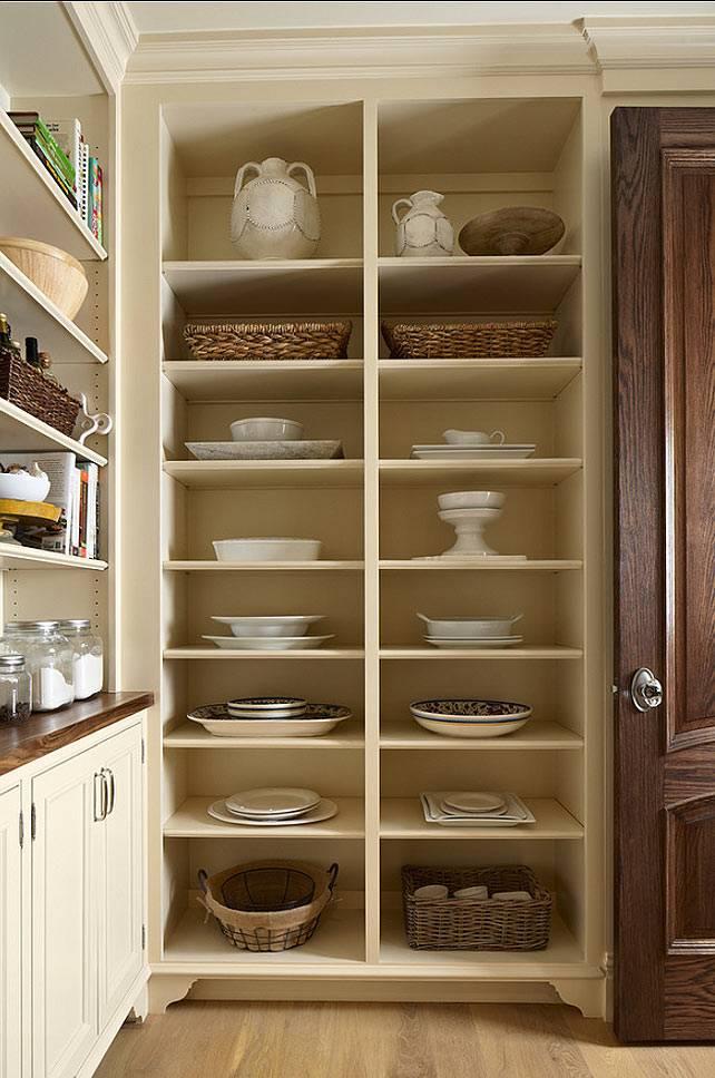 полки на кухне