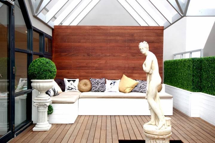 дизайн интерьера квартиры Megan Hess