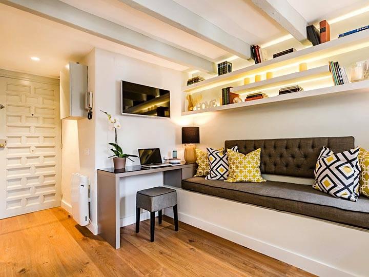 маленькая квартира фото