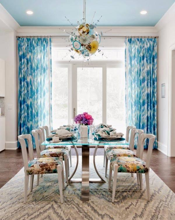 Красивый дизайн интерьера кухни от Duneier Design