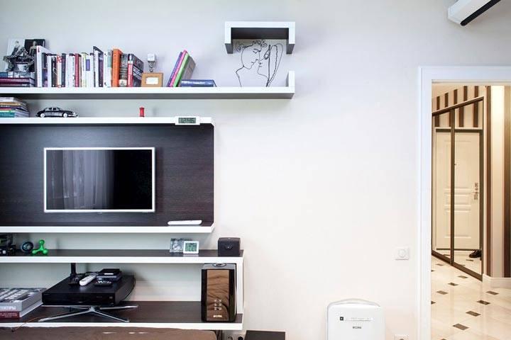Дизайн интерьера квартиры в Москве фото