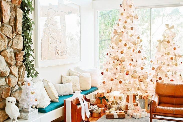 новогоднее настроение в доме