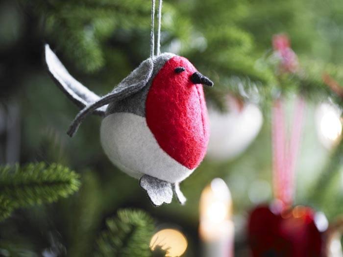 красивые новогодние игрушки фото