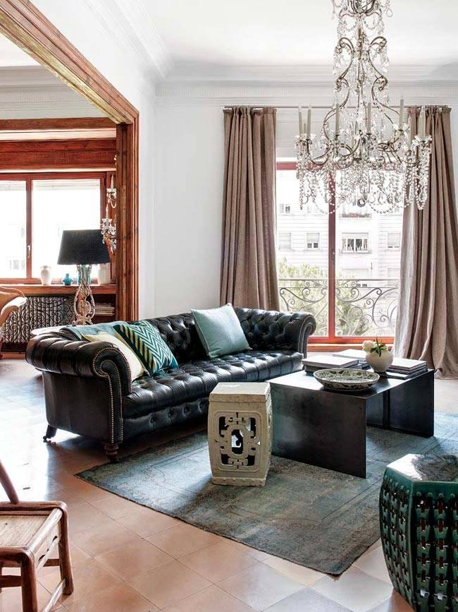 квартира в Барселоне фото