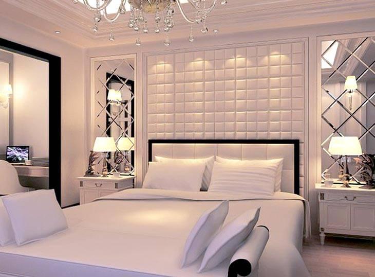 красивые мягкие панели для стен