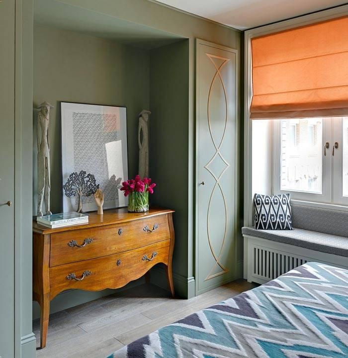 смелые цвета для стен в интерьере квартиры фото