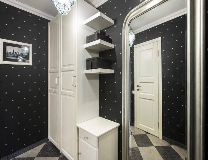красивый дизайн интерьера квартиры фото