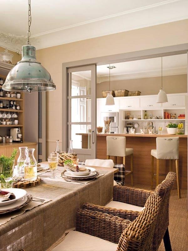 дизайн кухни от дизайнера Lluïsa Deulonder фото