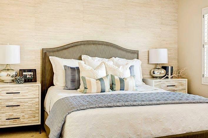 Дизайн интерьера спальни от Jennifer O' Dowd и Joanna Gick