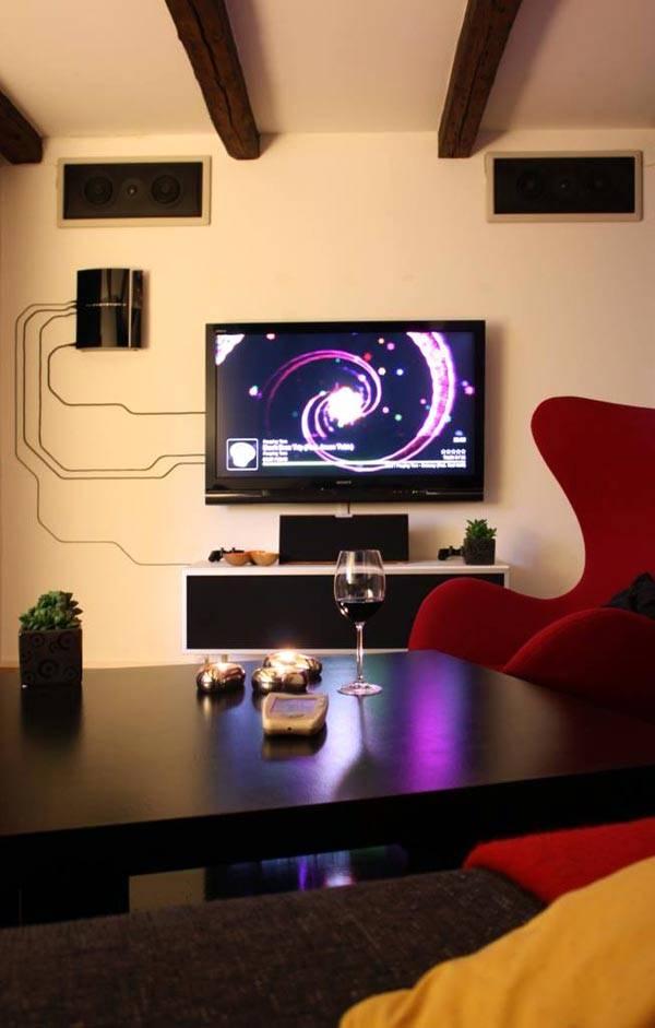 провода от телевизора