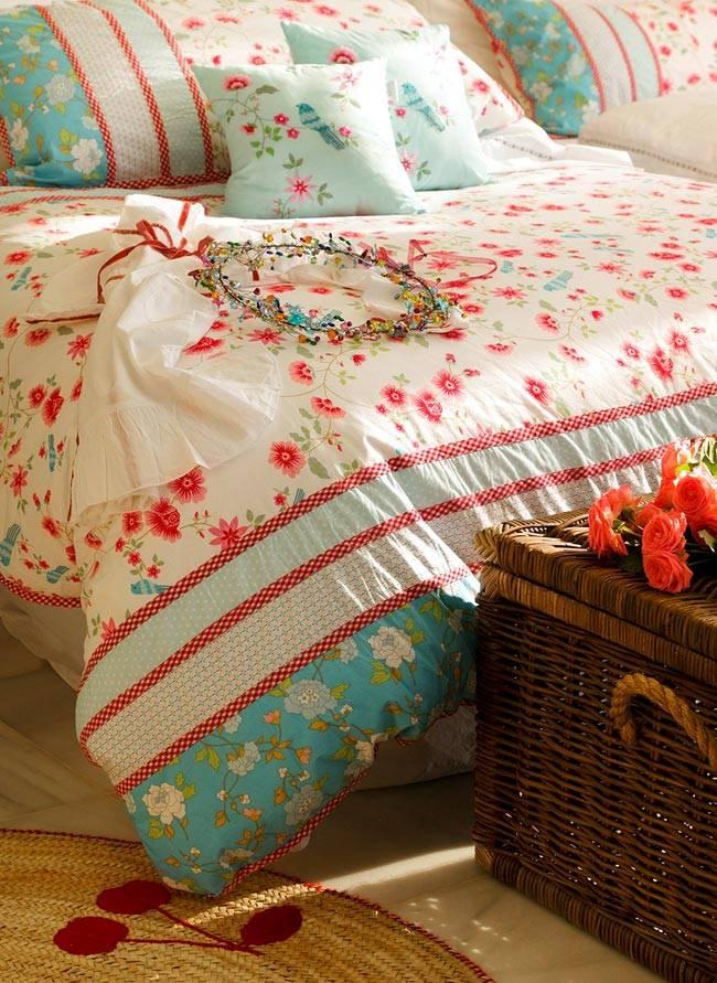 Красивое постельное белье для красивой спальни фото
