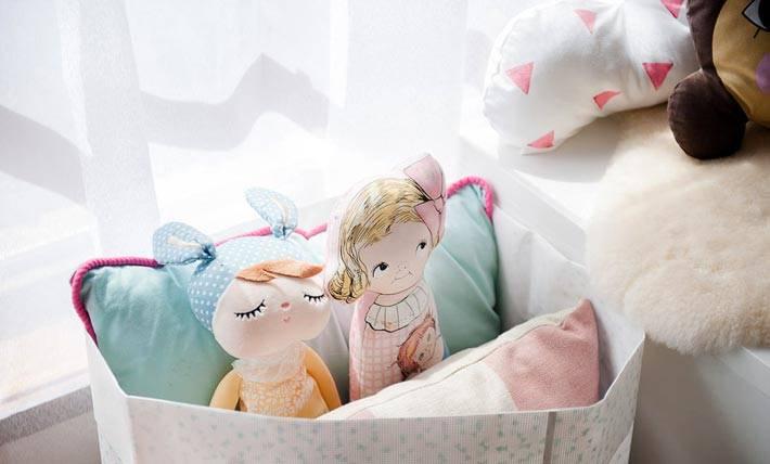 детские комнаты от белинды