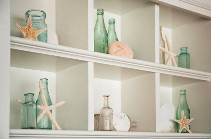 Морская тематика в дизайне интерьера дома