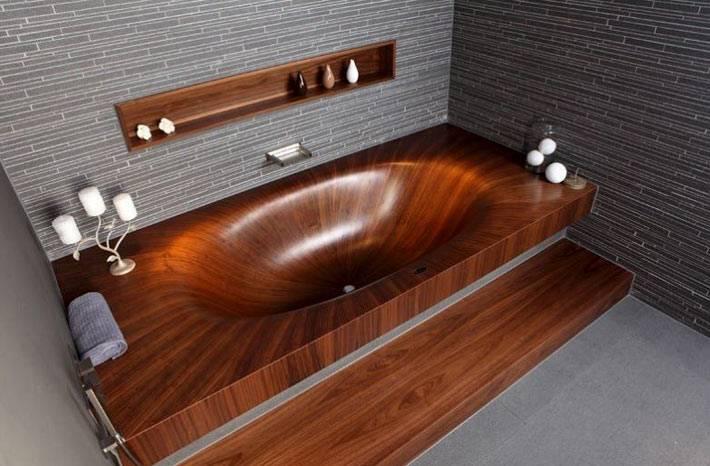 Ванны из экологически чистых материалов