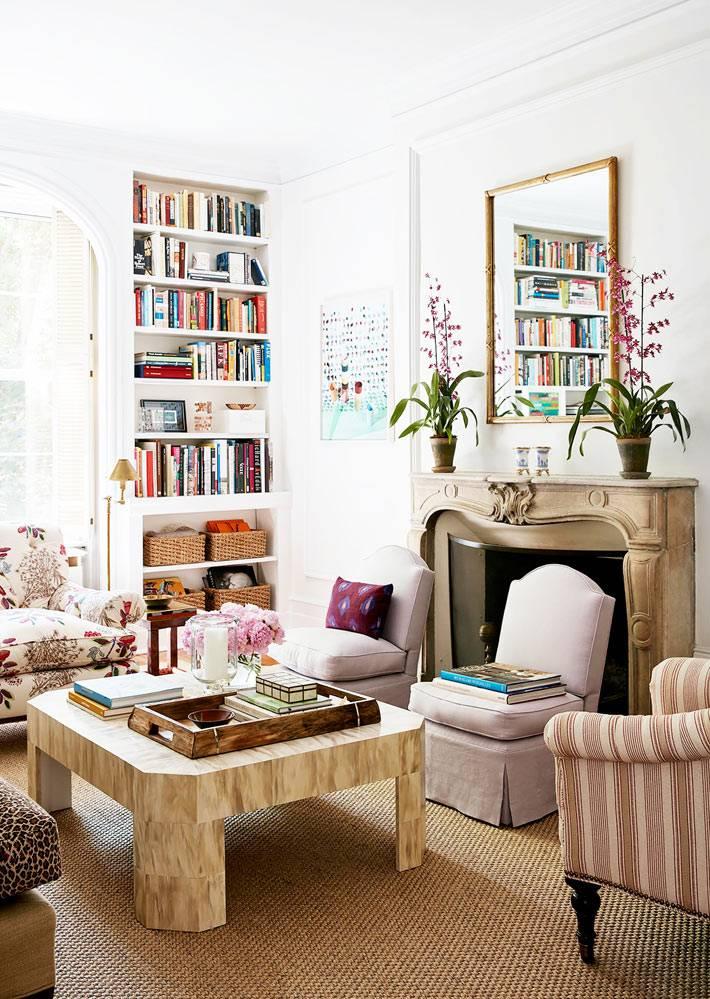 Красивый интерьер маленькой квартирки на Манхеттене фото