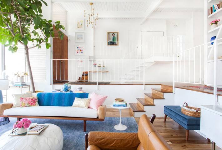 красивый дом работы дизайнера интерьера Emily Henderson