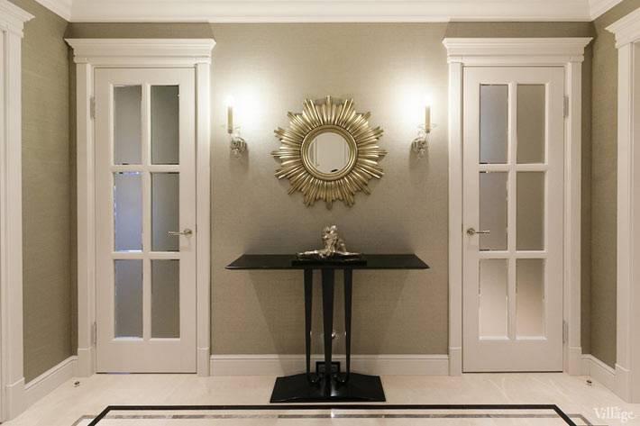сдержанный дизайн интерьера квартиры фото