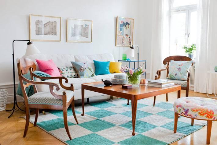 Как создать идеально гармоничный интерьер гостиной комнаты
