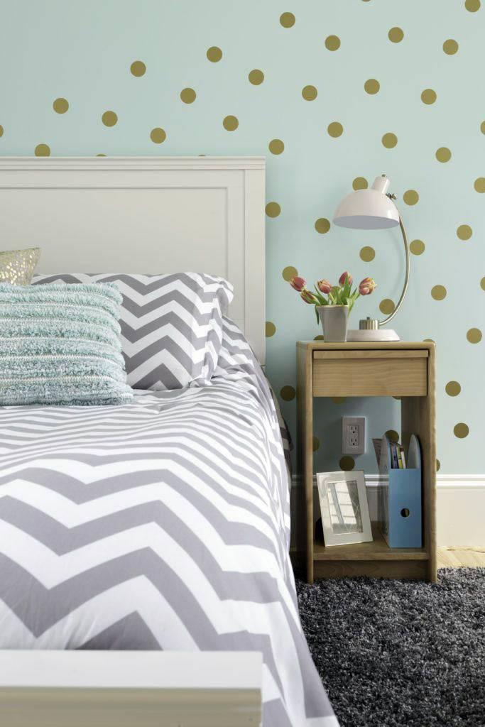 Дизайн интерьера комнаты для девочки от AnaVera Design фото
