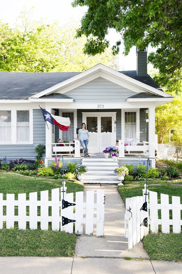 Дизайн интерьера дома в стиле кантри в Техасе фото