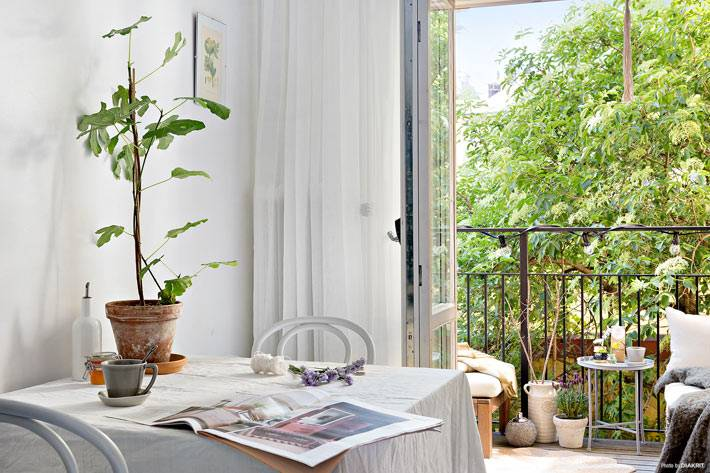 Уютный интерьер маленькой квартиры фото