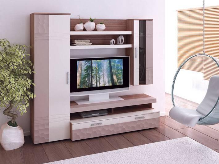 модульная мебель для гостиных от бренда DaVita
