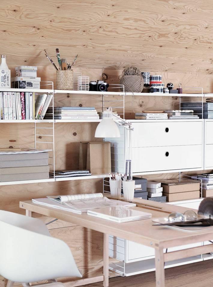 Как использовать дерево в дизайне рабочего кабинета фото