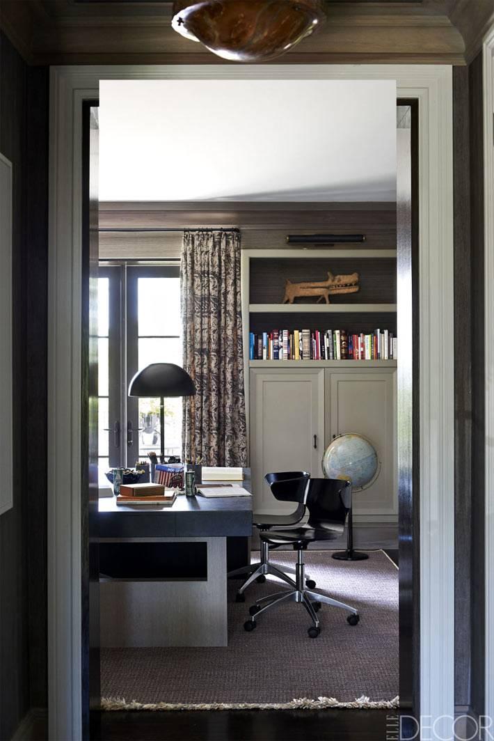 отдельная комната для домашнего офиса для учебы фото