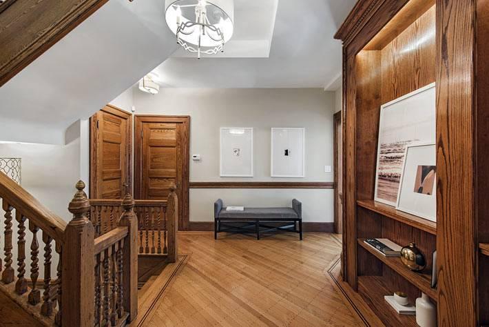 красивый интерьер трехэтажной квартиры фото