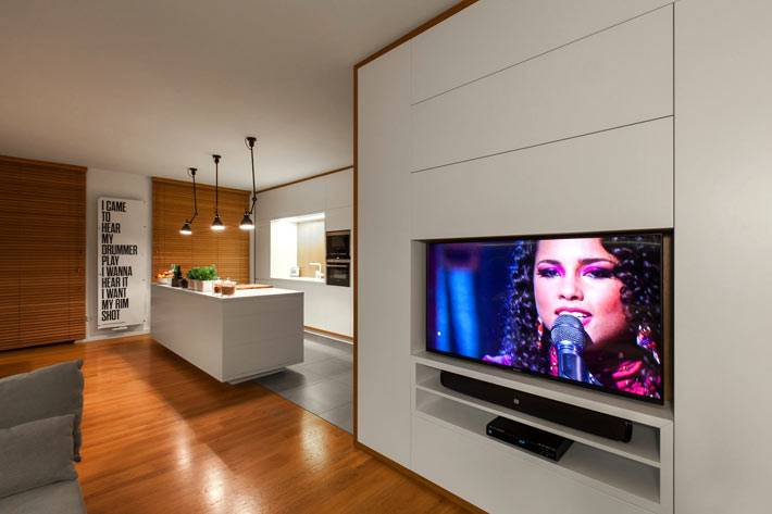 Минимализм в дизайне интерьера дома в Польше фото