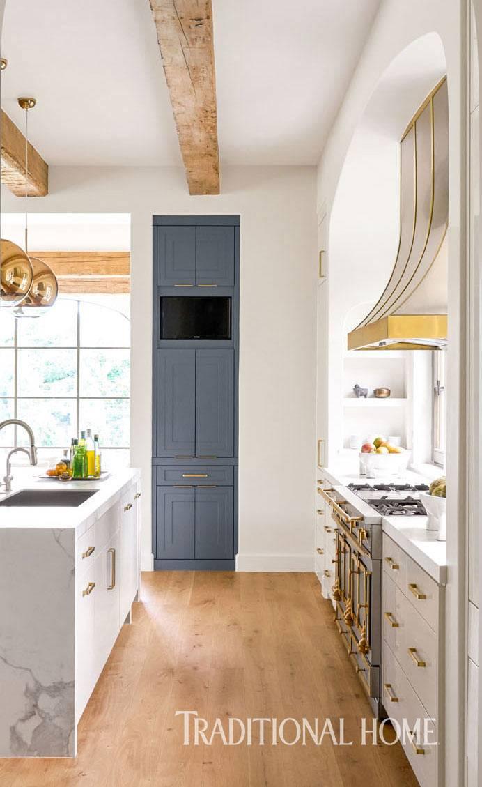 совмещение разных стилей в дизайне одной кухни фото