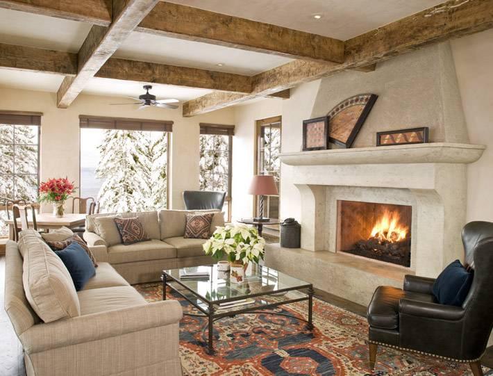 ковры из натуральной шерсти для замних интерьеров
