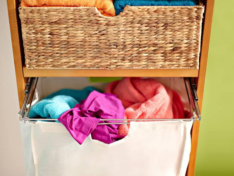 ящики для хранения полотенец в спортазле фото