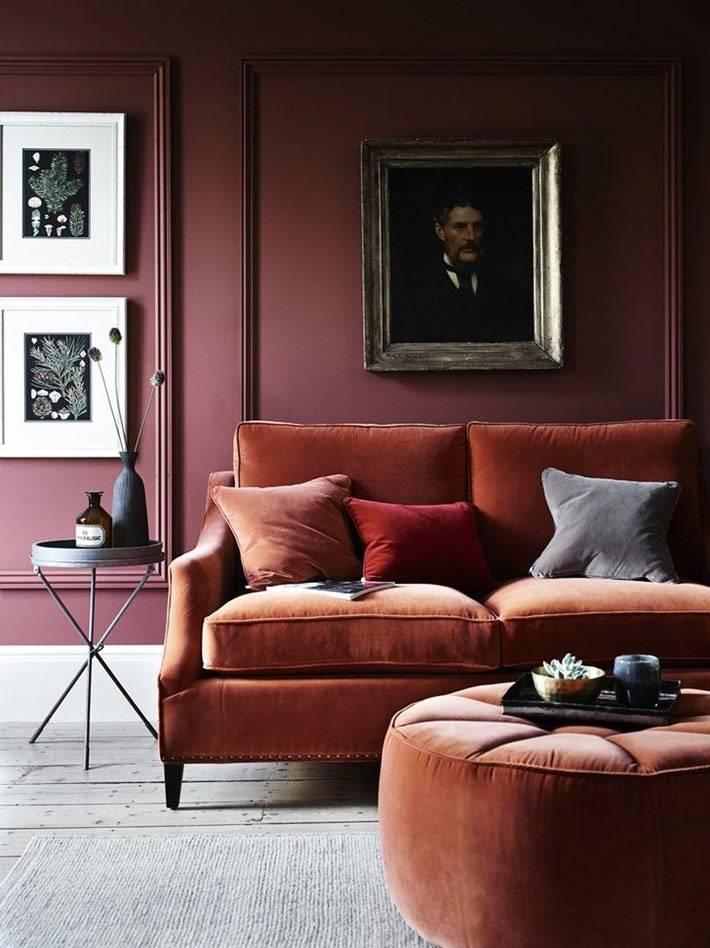 коричневая вельветовая оббивка для мягкой мебели фото