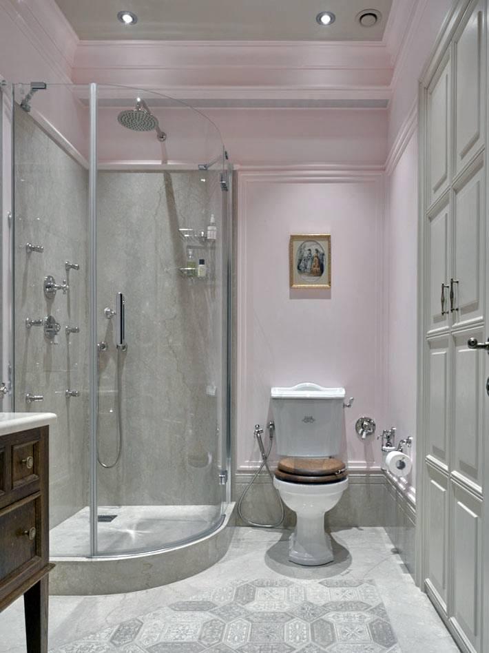 душевая кабина в мужком ванной комнате фото