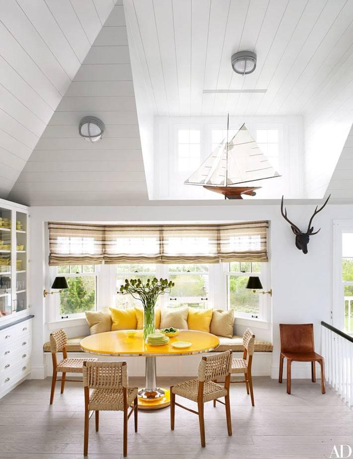 Дизайн пляжного дома от дизайнеров Дэвида Нетто и Дэвида Хоттенрота