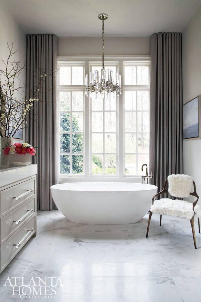«Ванна года» в 2018 году от дизайнера Shawn Amtower
