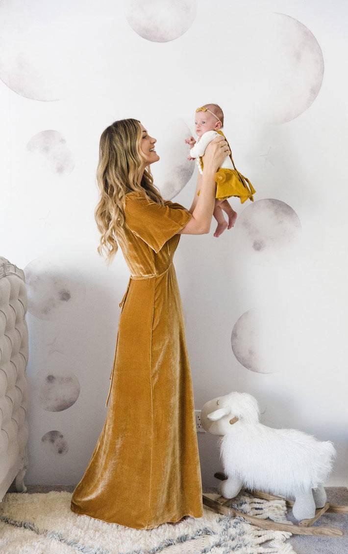 пастельные оттенки в интерьере имеют успокаивающий эффект на ребенка