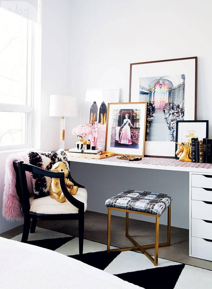как оформить дизайн интерьера комнаты для 16-летней девочки