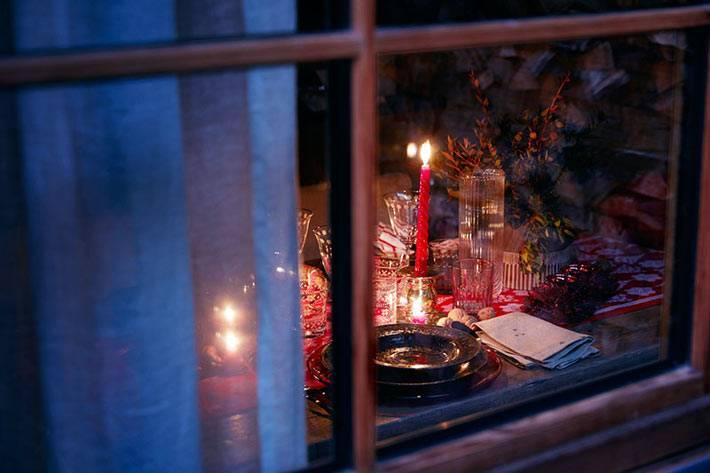 волшебство и уют новогодних праздников
