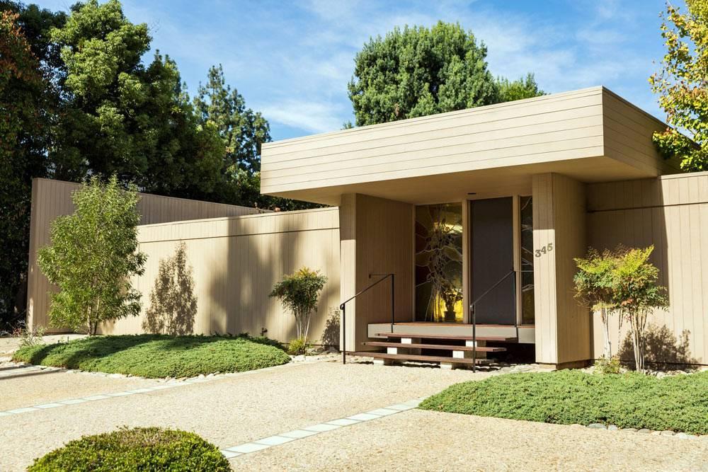 архитектура дома в японском стиле фото