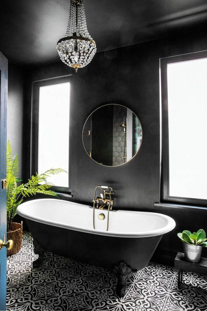 как выбрать люстру для ванной комнаты фото